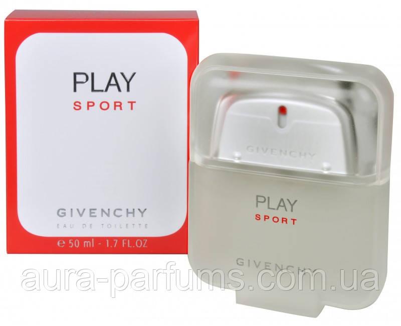 Givenchy Play Sport edt 50 ml. m оригинал