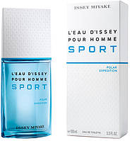 Issey Miyake L`eau D`Issey Pour Homme Sport Polar Expedition edt 100 ml. m оригинал