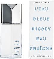 Issey Miyake LL`eau Bleue D`Issey Eau Fraiche Pour Homme edt 125 ml. m оригинал