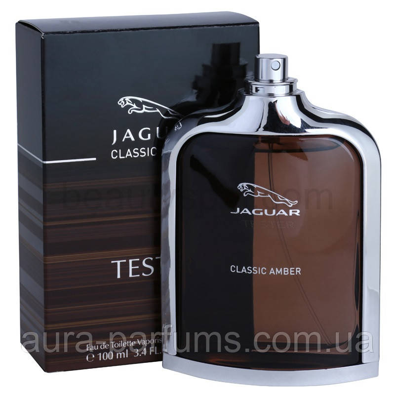 Jaguar Classic Ambe edt 100 ml. m оригинал Тестер