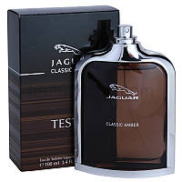 Jaguar Classic Ambe edt 100 ml. m оригинал Тестер