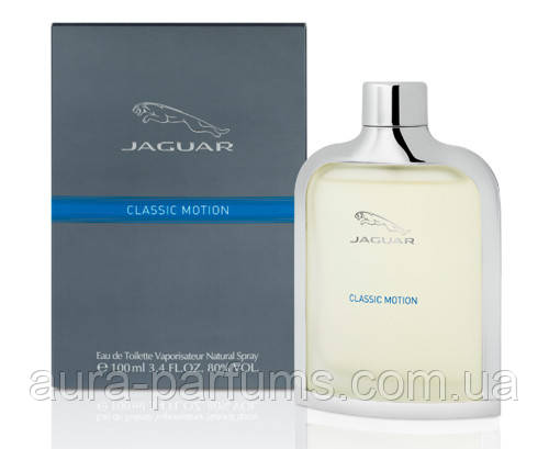 Jaguar Classic Motion edt 100 ml. m оригинал