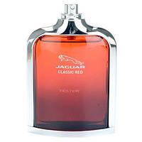 Jaguar Classic Red edt 100 ml. m оригинал Тестер
