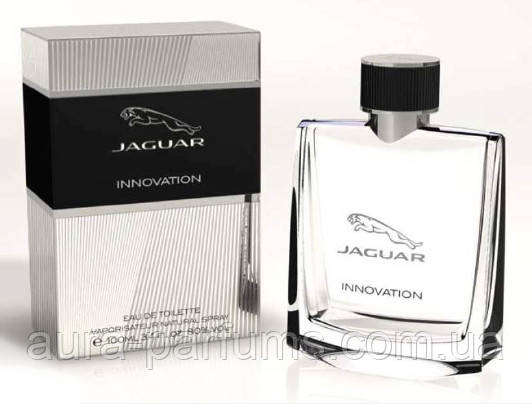 Jaguar Innovation edt 100 ml. m оригинал