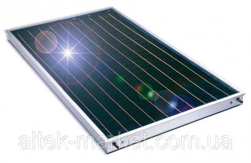 Солнечный плоский коллектор HEWALEX KS2000 TP