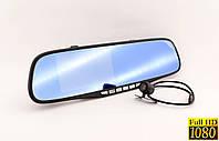Зеркало заднего вида автомобильное с видеорегистратором
