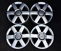 Диски б/у Audi R16 5x100 Et 44.5 7J 57.1