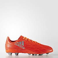 Детские футбольные бутсы Adidas X 16.4 FG/AG (Артикул: S75701)