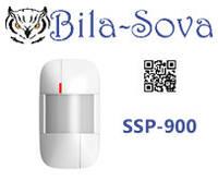 Датчик движения беспроводной SSP-900, радио-канальный, 433 МГц, Tesla Security