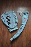 Спортивный костюм Nike синий, прикольный, ф2610
