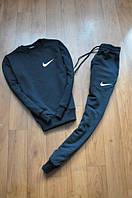Спортивный костюм Nike синий, регланом, мужской, ф2663