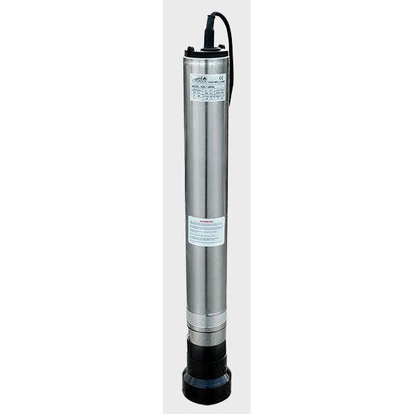 Глубинный погружной насос EUROAQUA  DS 5,1 - 48/6  с нижним забором воды и встроенным реле давления