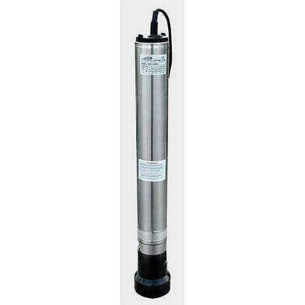 Глубинный погружной насос EUROAQUA  DS 5,1 - 48/6  с нижним забором воды и встроенным реле давления, фото 2