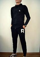 Повседневный костюм Reebok, черный цвет, ф2796