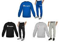 Спортивный костюм Champion темно-синий, черный, серый, ф2838