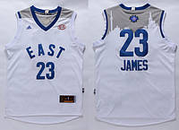 Мужская баскетбольная майка 2016 All Star Game Eastern (LeBron James)