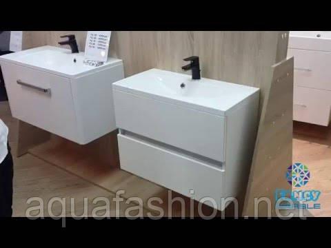Влагостойкая мебель ля ванной комнаты Fancy Marble