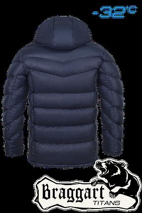 Мужская зимняя куртка больших размеров Braggart арт. 3458, фото 2