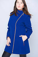 Пальто с капюшоном Х- 46