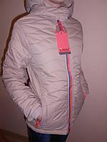 Курточки демисезонные на девочек, Венгрия, 164 см