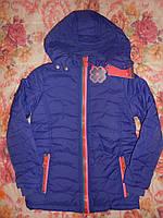 Курточки демисезонные на девочек, Венгрия, 134 см