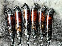 Набор шампуров Козырный-2. Дорогой подарок. Эксклюзив., фото 1