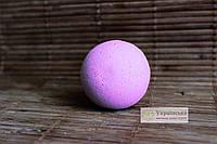 """Бомбочка для ванни """"Сфера"""" омолоджуюча рожева"""