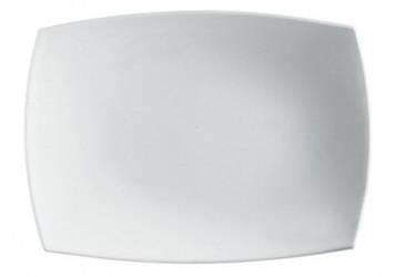 Блюдо прямокутне Luminarc Quadrato White 6413 35см