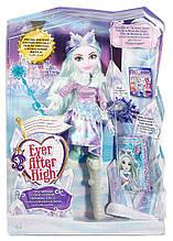 Кукла Кристал Винтер Эпическая Зима Ever After High Epic Winter Crystal Winter Doll. Уценка.