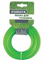 Леска Foresta для электротриммера зелёная 1.6 мм х 15 м (CL-G1615)