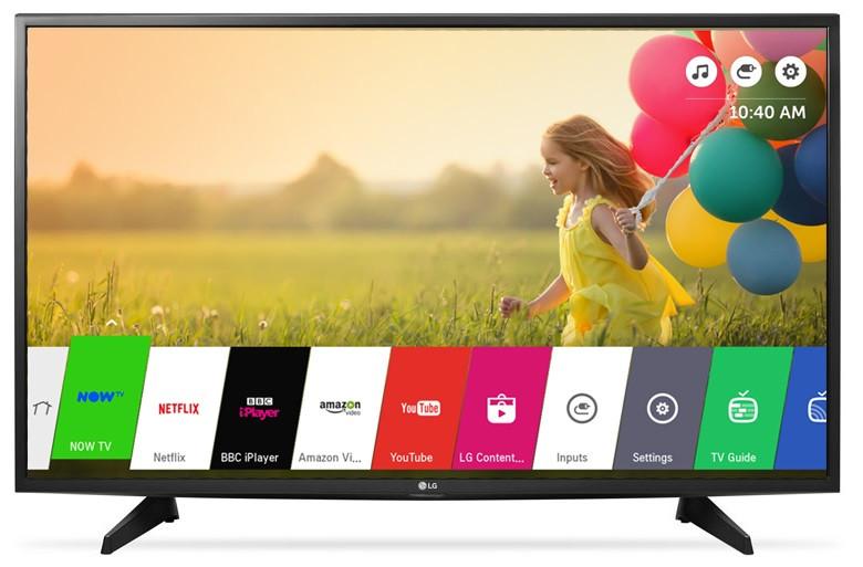 "Телевизор 43"" LG 43LH570V, фото 1"