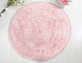 Коврик для ванной Irya Genny розовый 80