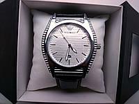 Мужские классические часы Armani реплика