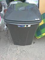 Бак мусорный пластиковый 90 л