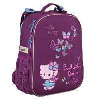 Рюкзак школьный ортопедический Kite 531 Hello Kitty для девочки