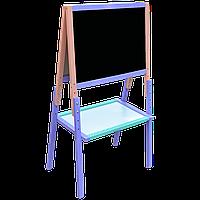 Мольберт Растишка (Регулируемая высота) 3 цвета