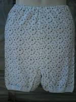 Панталоны длинные