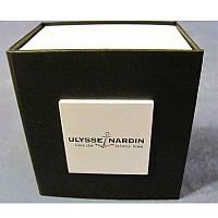 Подарочная коробка для часов с логотипом Ulysse Nardin