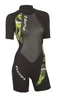Женский гидрокостюм для плавания Salvimar Fluyd Shorty 2 мм, фото 1