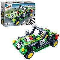 Детский конструктор Гоночная машина Banbao 6962