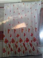 Шторка,занавеска в ванную комнату Miranda(Poppy)