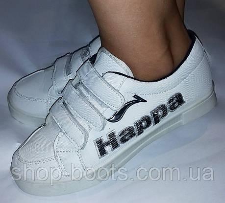 Кроссовки белые оптом. 36-41рр. Модель белые кроссовки 2, фото 2