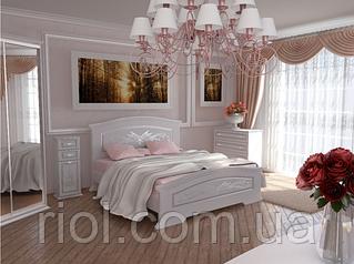 Новинка в нашем интернет магазине - невероятно изысканный спальный гарнитур Инесса