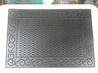 Коврик резиновый Welcome(2) 60 см*40 см