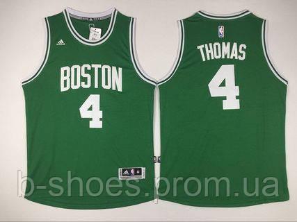 Мужская баскетбольная майка Boston Celtics (Isaiah Thomas) Green