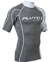 Мужская лайкровая футболка для плавания с уф защитой Salvimar Fluyd