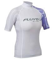 Женская лайкровая футболка для плавания Salvimar Fluyd