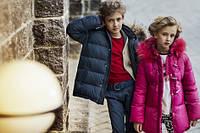 Детские куртки, шапки, комбинезоны