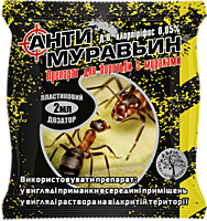 Антимурав'їн концентрат приманка для боротьби з мурахами 2 мл Україна