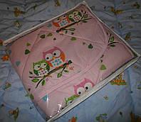 Одеяло-плед легкое -детское (двухстороннее), фото 1